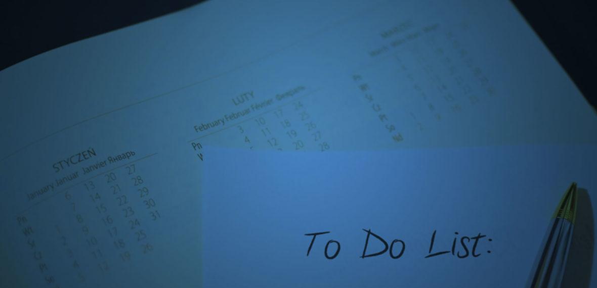 checklist para eventos. App para eventos